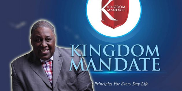 Dr. Gilbert Coleman, Jr – Kingdom Mandate