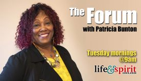 The Forum with Patricia Bunton